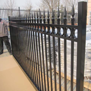 1500 Main Sliding Gate