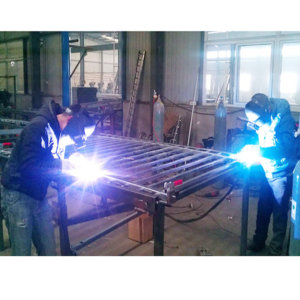 Manufacturing of panels