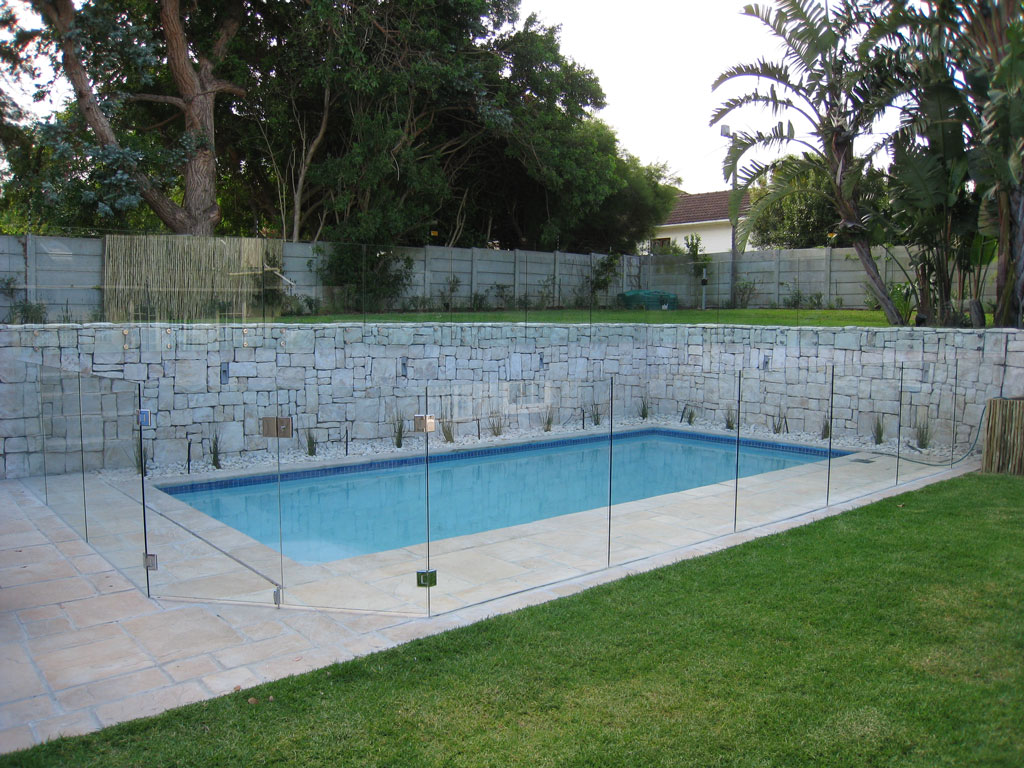 Double Pool Gate Fencing Store Australia