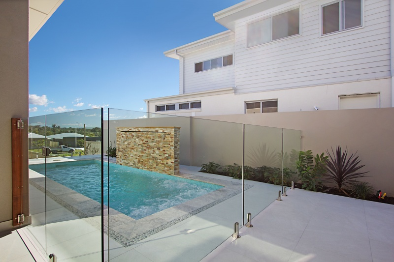Glass Pool fencing Services