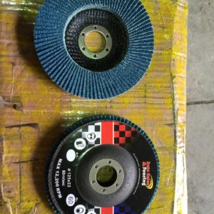 Polishing disc 60 grit