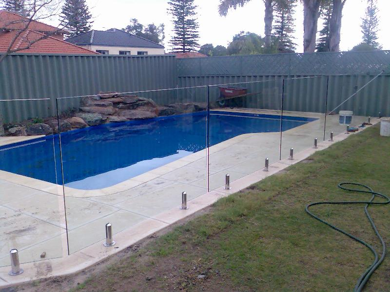 Glass Fence Kellyville Installed Glass Fencing Store